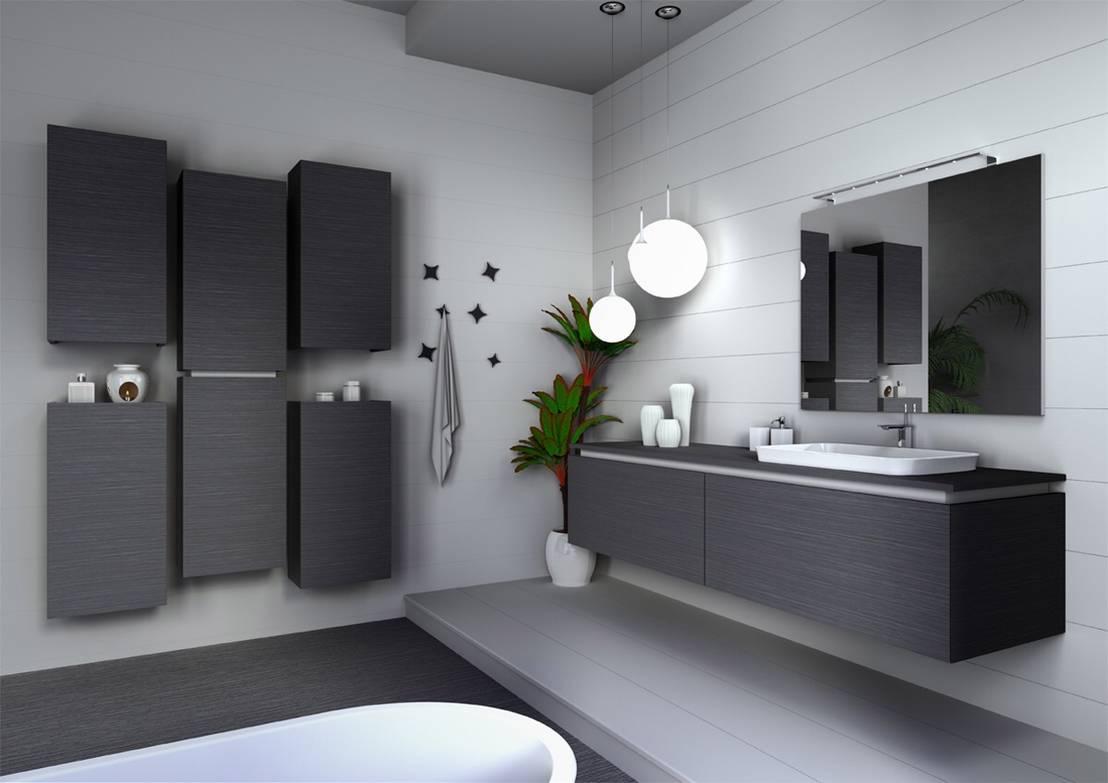 Mobili bagno sospesi: 10 proposte da cui trarre ispirazione