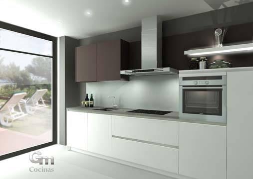 Mobiliario de cocina de cocinas y mas homify - Mobiliario de cocinas ...