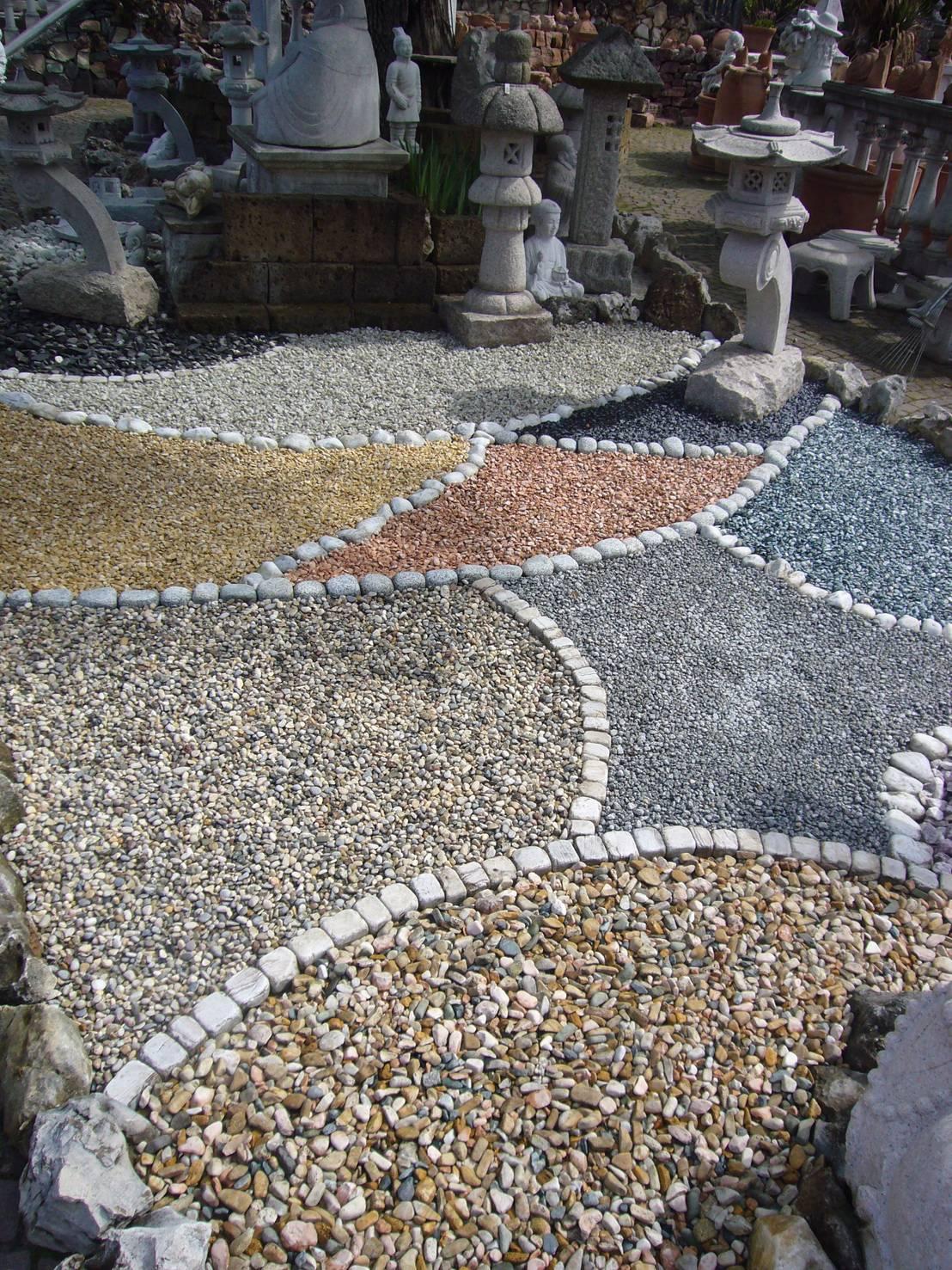 Mussner garden design decorazioni per giardini giapponesi homify - Decorazioni per giardini ...