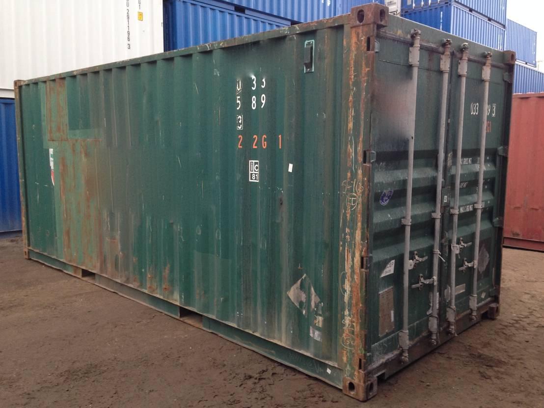 Die g nstige variante zum haus containerhaus for Haus aus container