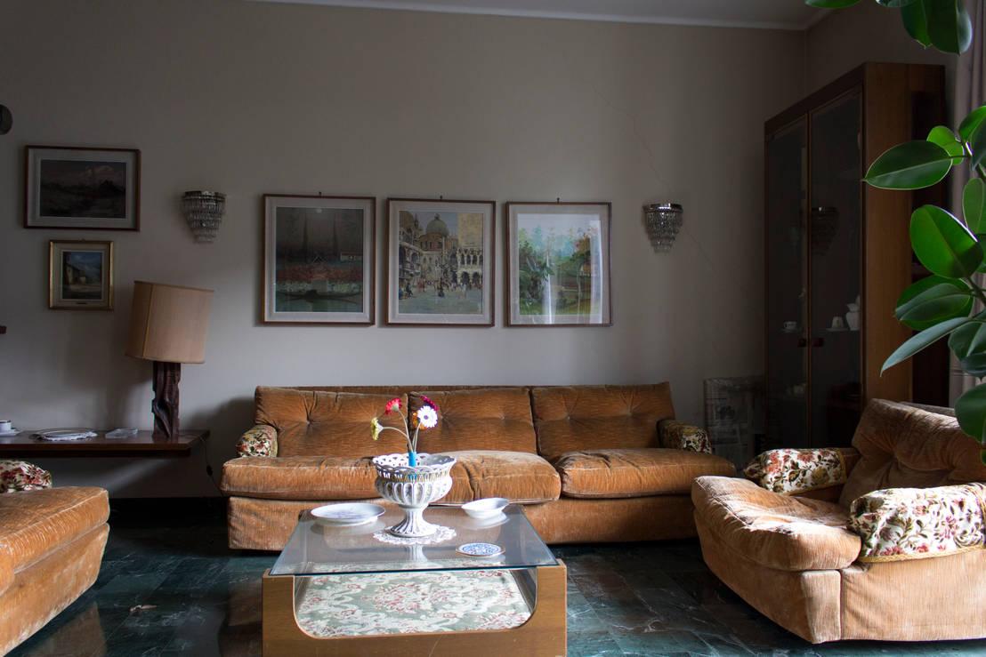Come svecchiare casa con pochi euro e un po 39 di buon senso for Un insieme di mobili
