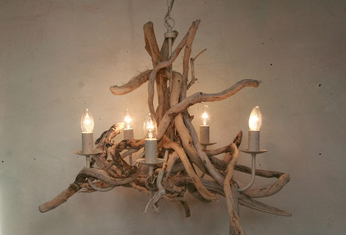 Driftwood Chandeliers By Julia S Driftwood Homify
