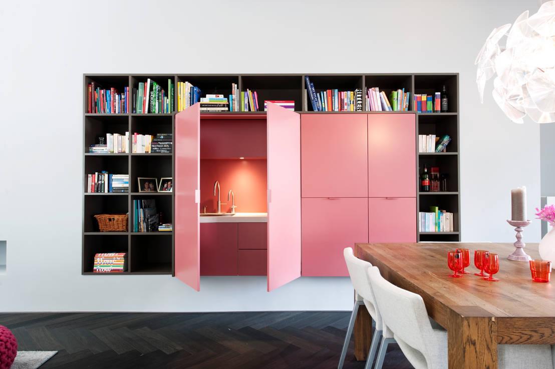 20 ideas geniales para ahorrar espacio en casas muy peque as - Ideas casas pequenas ...