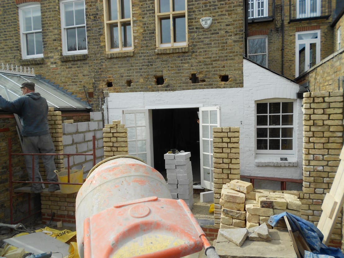 Spacious Hausanbau Modern Best Choice Of Fulham, London - Rear Extension, Loft Conversion