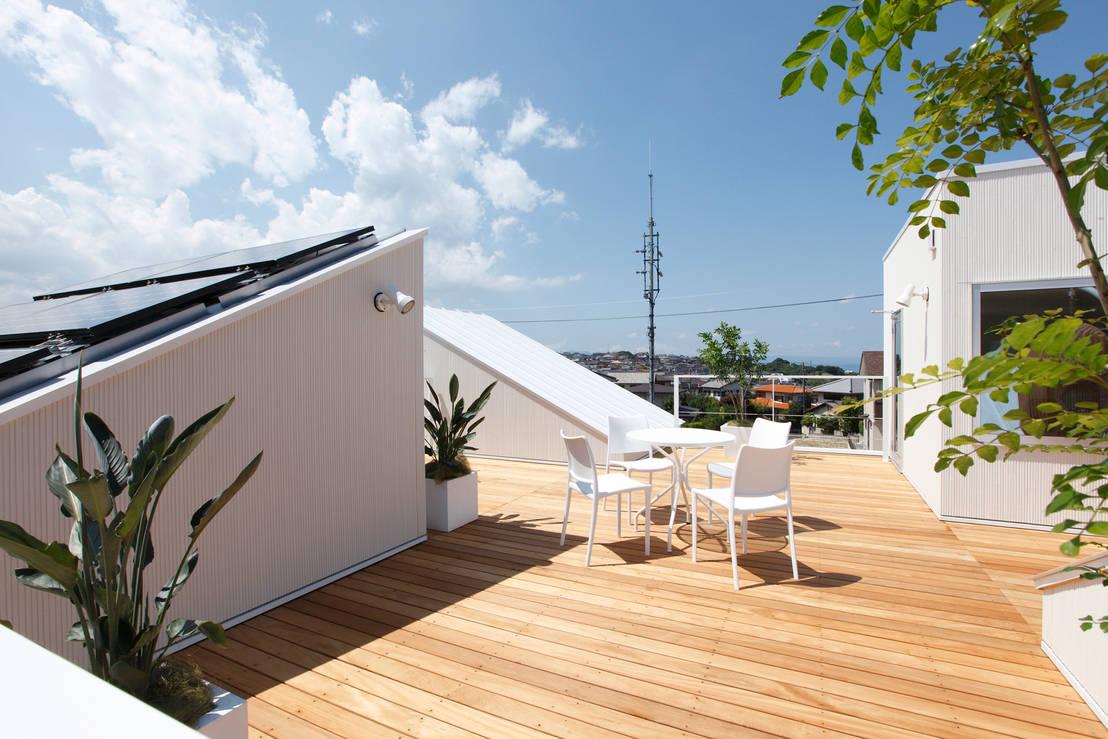 휑한 옥상의 변신, 삶에 여유를 불어 넣는 옥상 인테리어 6