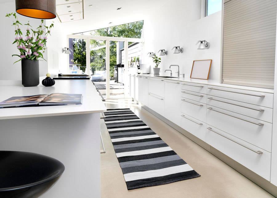 Tappeti per la cucina tra colori e decorazioni - Tappeti per corridoi ...