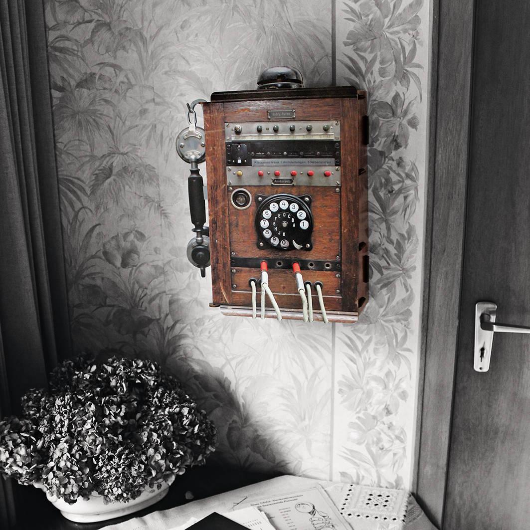 telefonstation von werkhaus design produktion gmbh homify. Black Bedroom Furniture Sets. Home Design Ideas