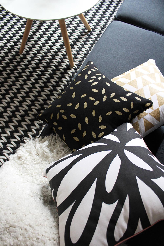 les housses de coussin milieo por milieo homify. Black Bedroom Furniture Sets. Home Design Ideas