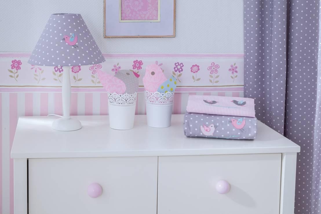 babyzimmer v gelchen por annette frank gmbh homify. Black Bedroom Furniture Sets. Home Design Ideas