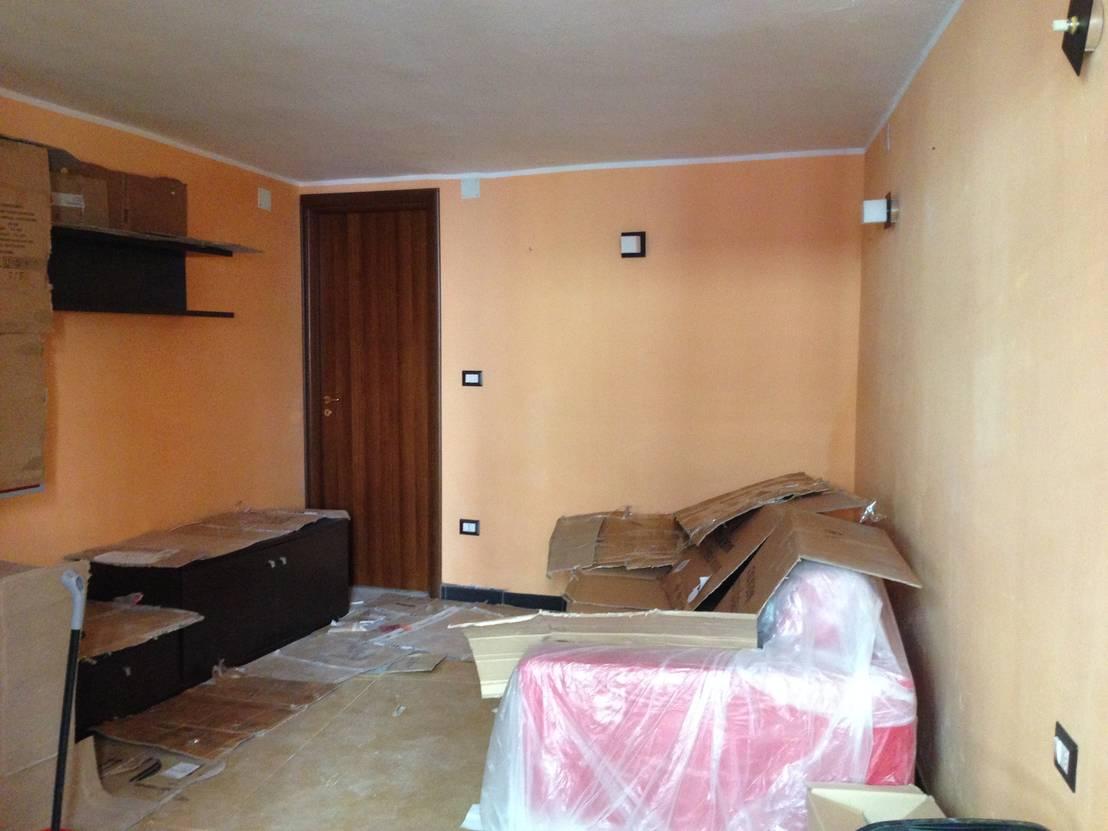 Ristrutturazione di un piccolo appartamento nel centro for Un piccolo appartamento