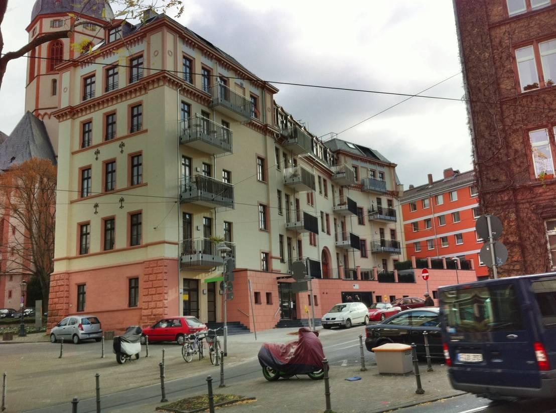 stephansplatz 1 mainz von architekturb ro accs homify. Black Bedroom Furniture Sets. Home Design Ideas