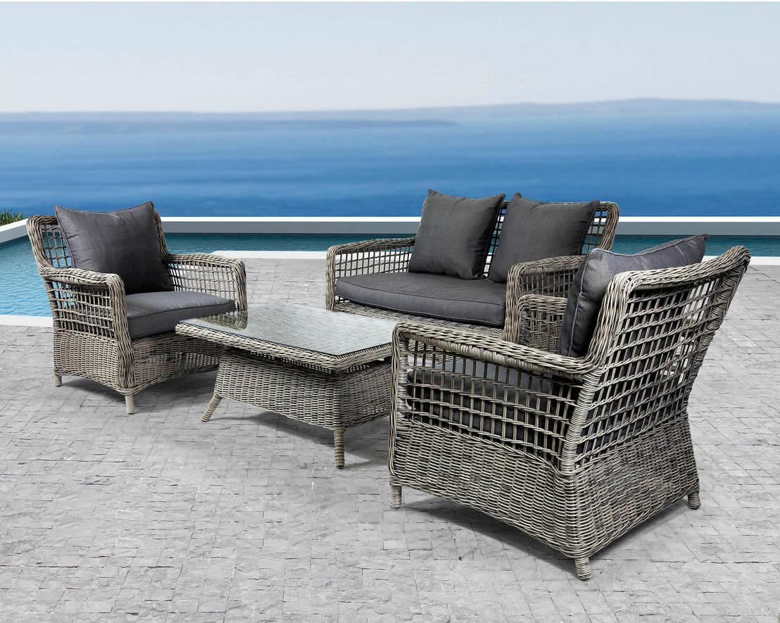 Muebles de fibra sint tica de syd muebles de jardin homify - Muebles jardin fibra sintetica ...