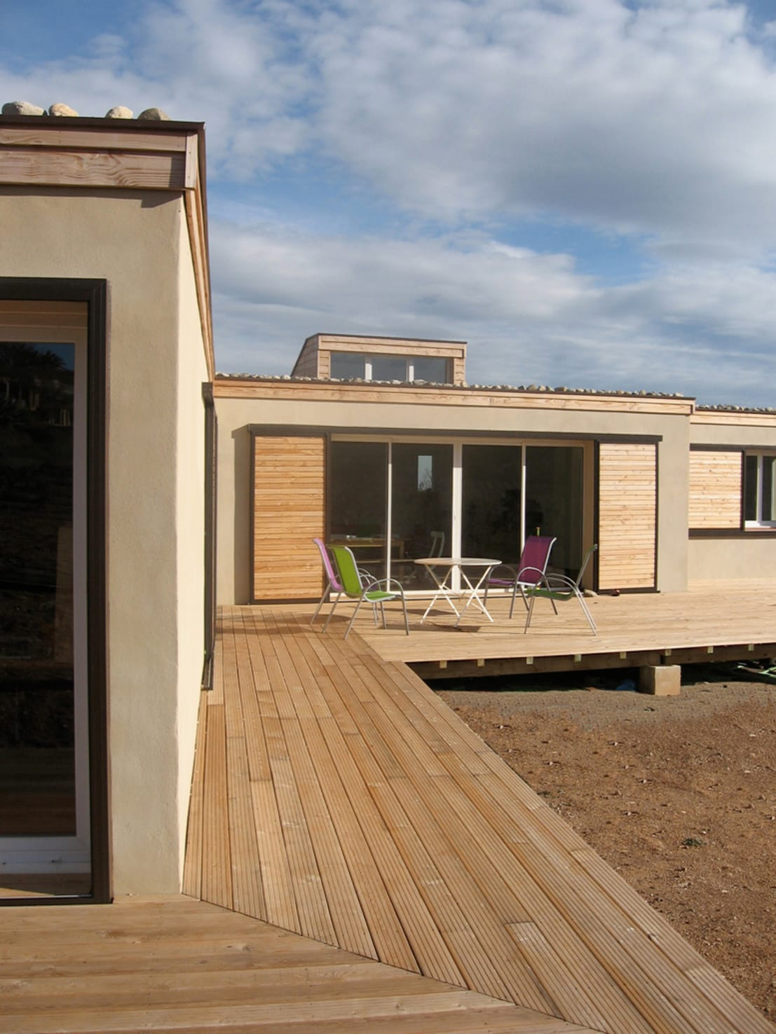 Maison basse consommation d 39 nergie profesjonalista atelier e homify - Maison basse consommation ...