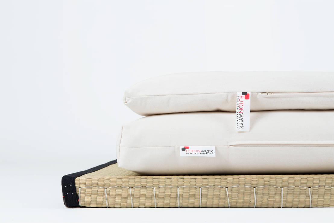 twin futon von futonwerk homify. Black Bedroom Furniture Sets. Home Design Ideas