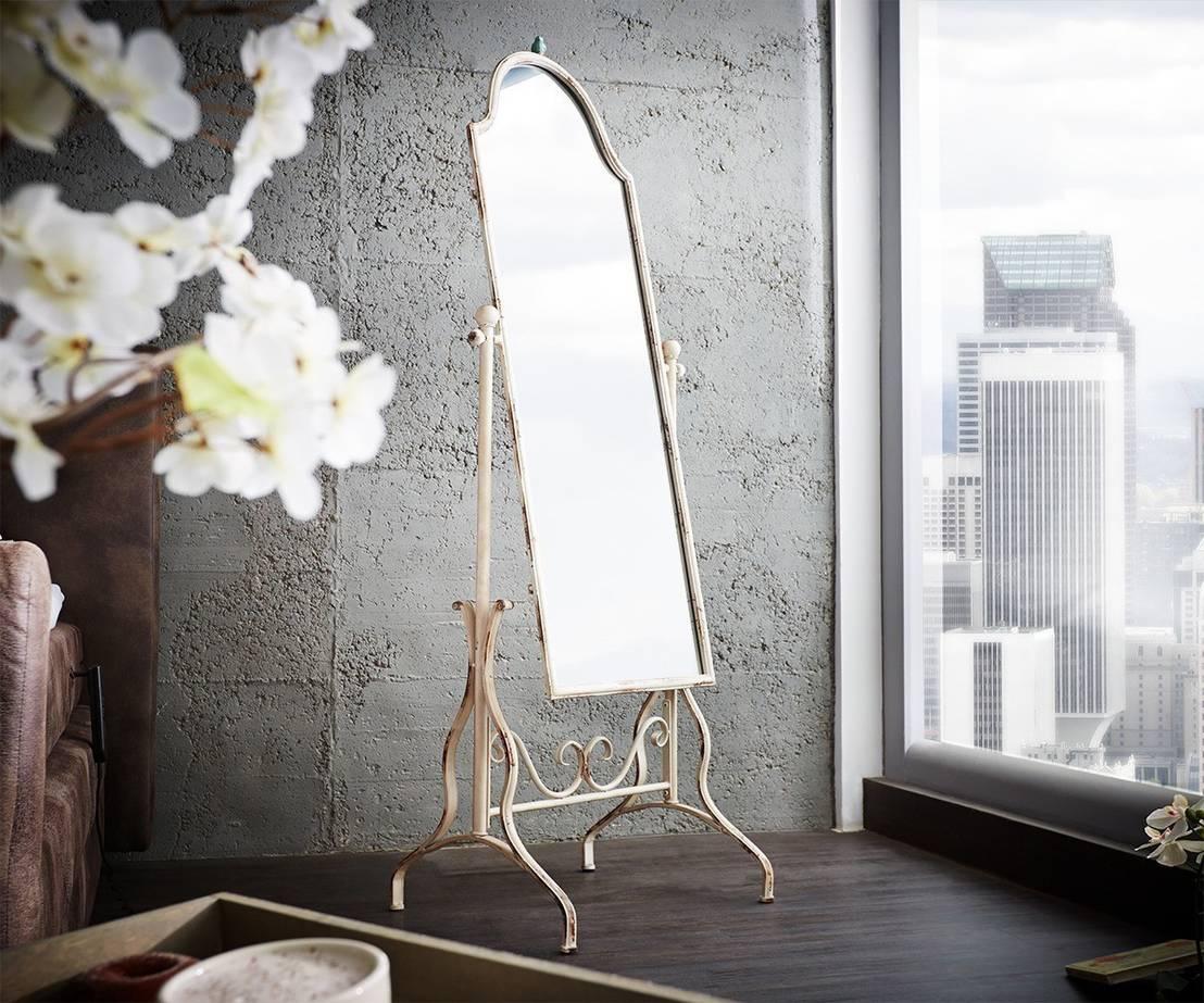 Shabby chique spiegels voor in het hele huis - Spiegel voor ingang ...
