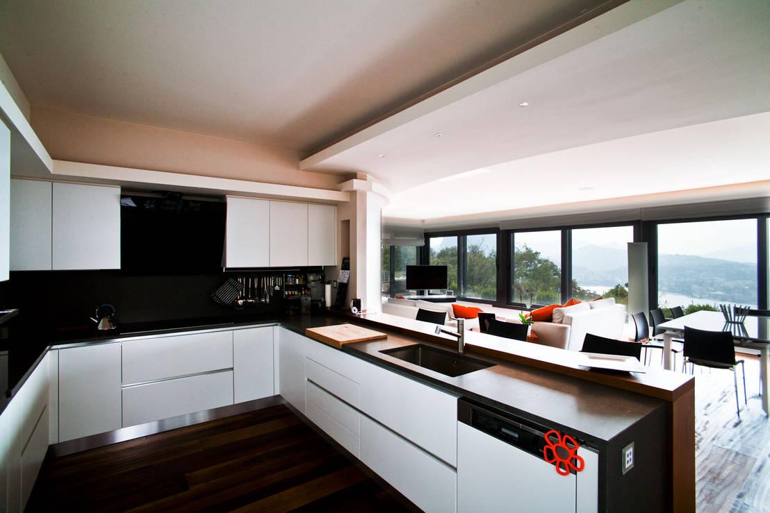 Come separare la cucina dal soggiorno senza controindicazioni!
