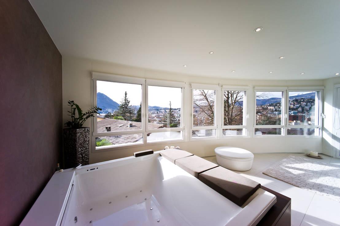 Come realizzare dei bagni di lusso da sogno - Interni case da sogno ...