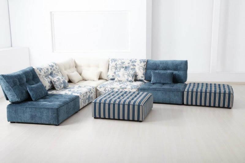 Sof s y sof s cama por sof s cama galea homify for Salas con sofa cama