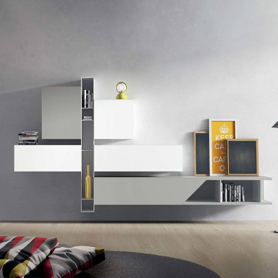 Tv media units par my italian living homify for Perfect furnishings