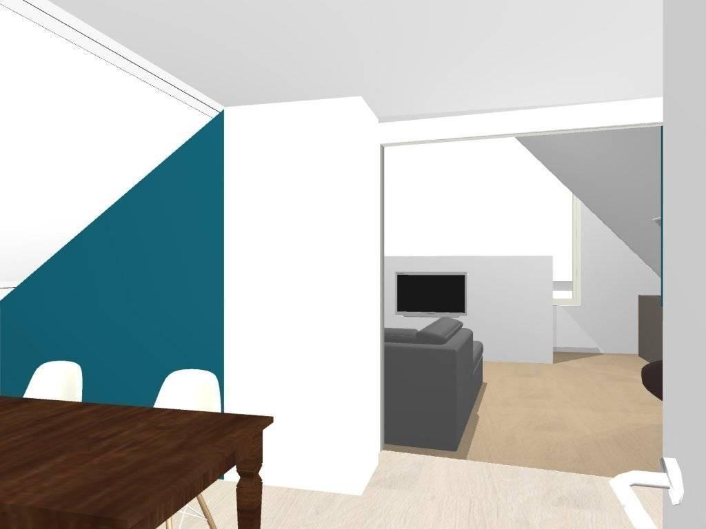 visualisierung loft in mainz von bolz planungen f r licht und raum homify. Black Bedroom Furniture Sets. Home Design Ideas