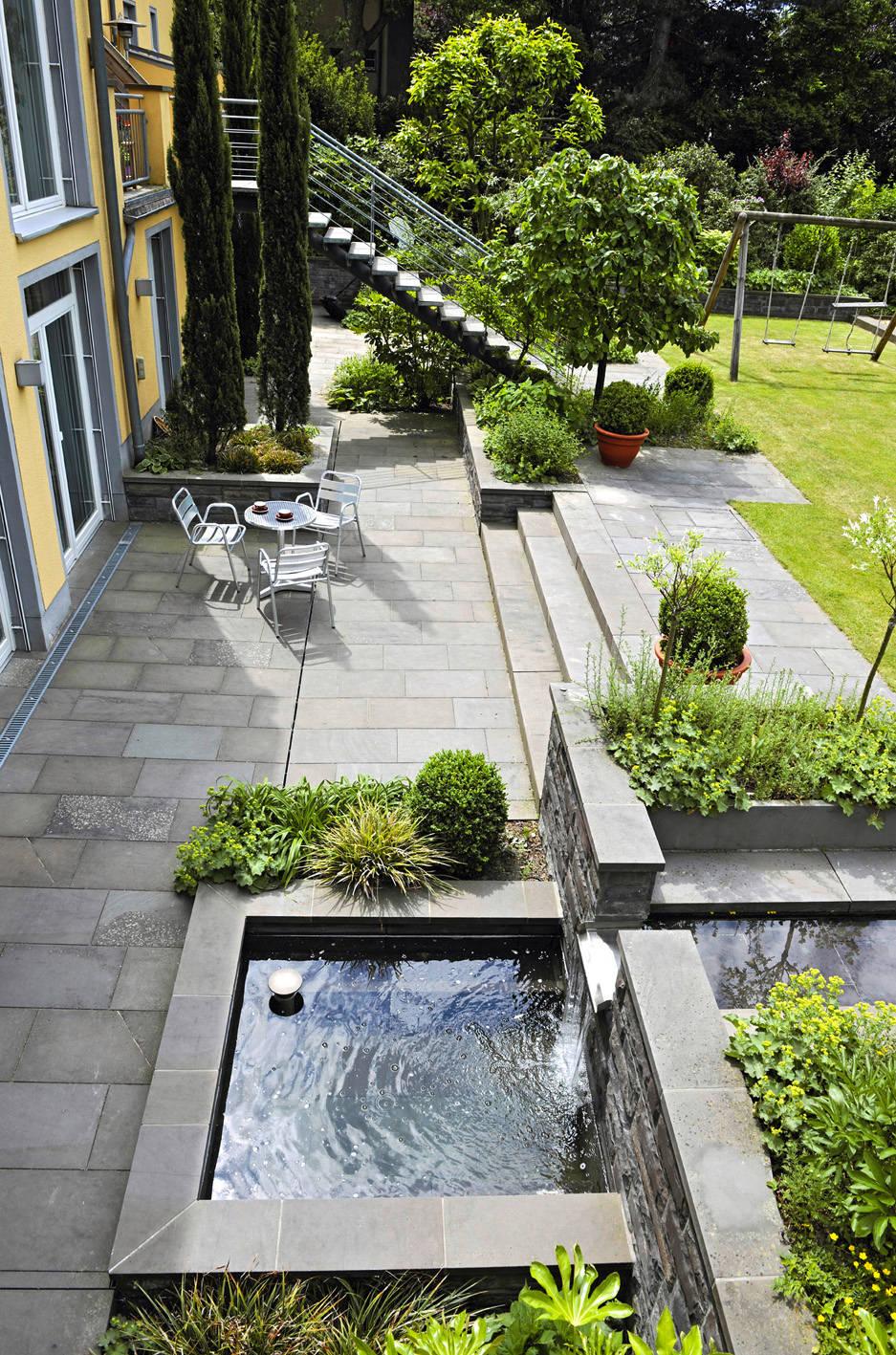 stadtgarten k ln von planungsb ro garten und freiraum homify. Black Bedroom Furniture Sets. Home Design Ideas