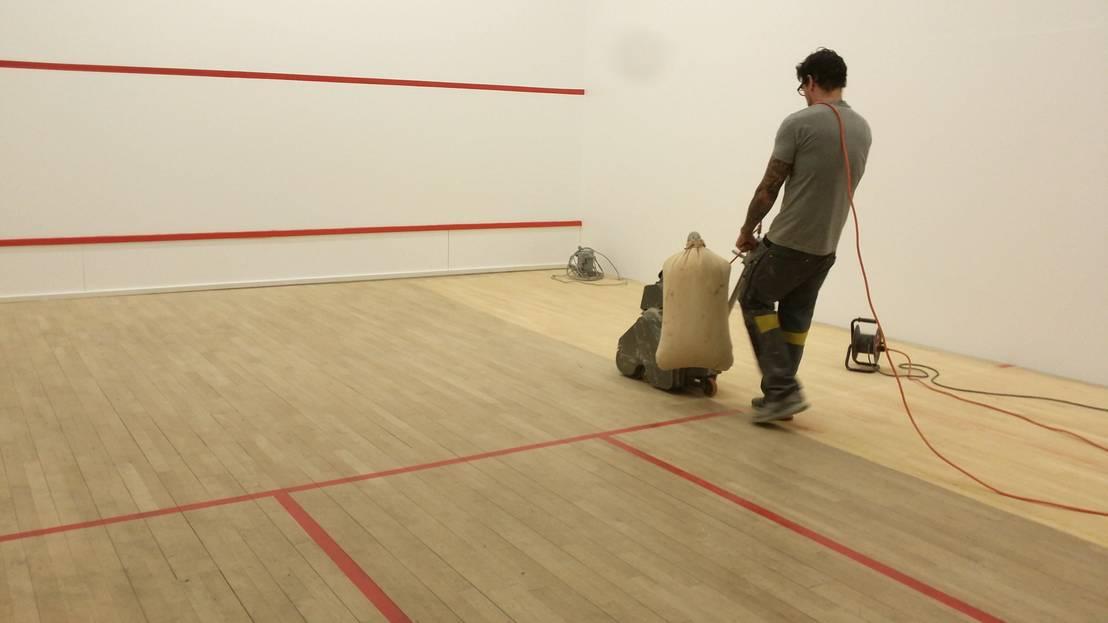 Salle De Squash Paris