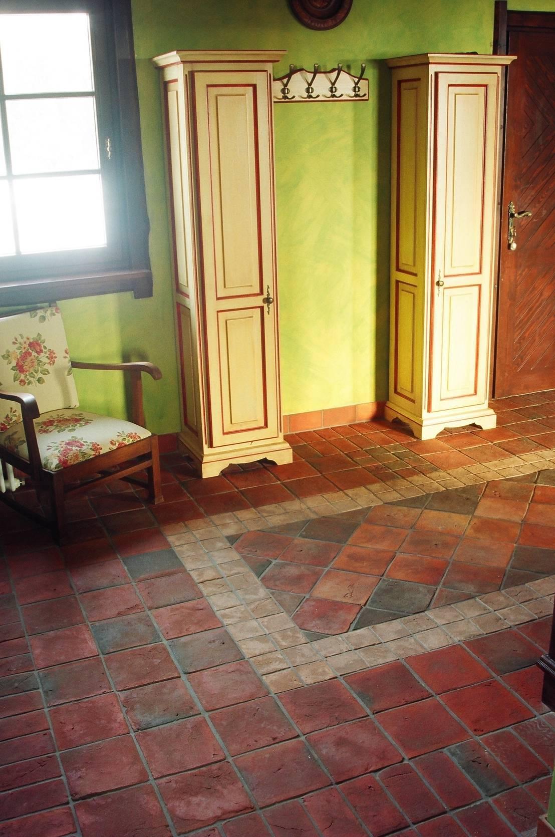Groovy Rustykalne podłogi z cegły i terakoty, profesjonalista: Rogiński JD83