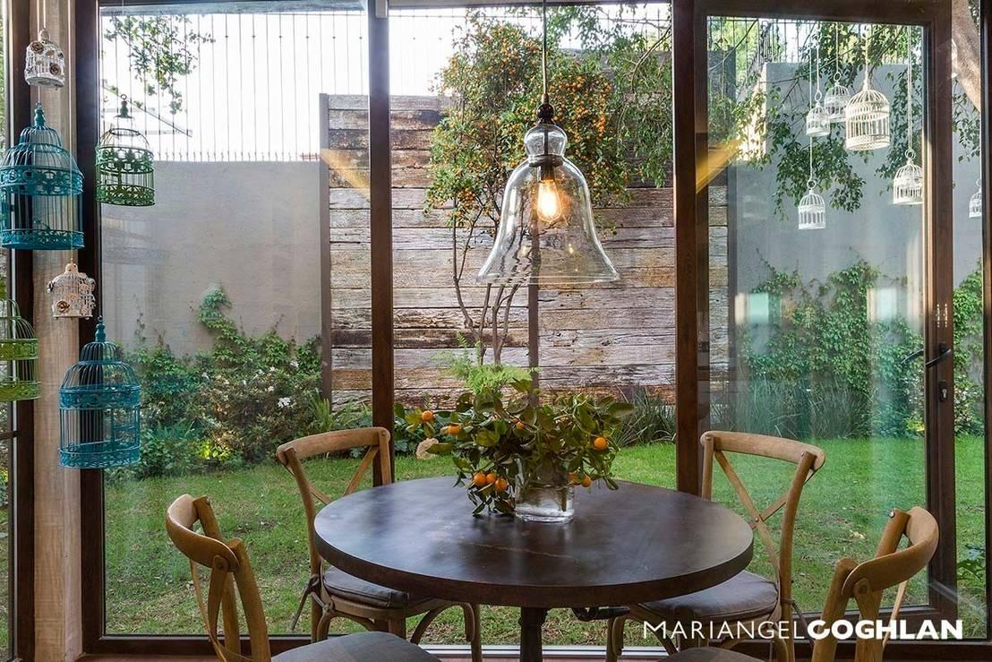 5 peque os jardines 5 grandes ideas for Ideas para jardines pequenos de casa