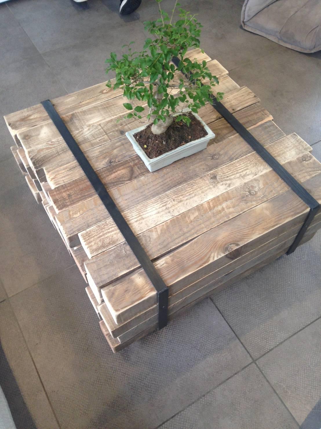 lilou de la palette table basse homify. Black Bedroom Furniture Sets. Home Design Ideas