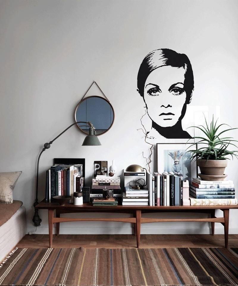 urban wall art wandsticker de urban art berlin homify. Black Bedroom Furniture Sets. Home Design Ideas