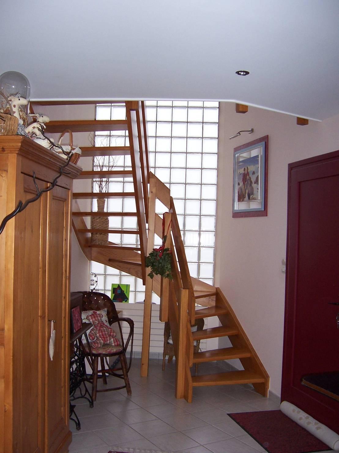 Am nagement d 39 une ancienne mezzanine par emilie bigorne architecte d 39 - Amenagement maison ancienne ...