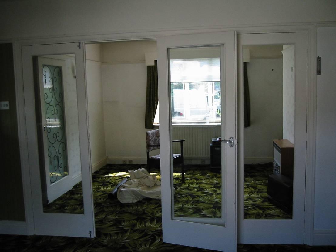Stunning transformation of a 1930s semi for Bathroom ideas 1930s semi