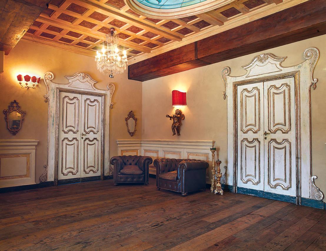Porte antiche originali de porte del passato homify - Porte del passato ...