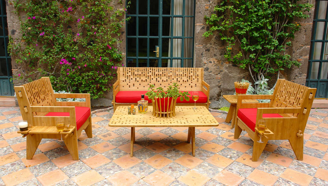 Patios estilo mexicano 10 ideas sensacionales for Cocinas estilo mexicano