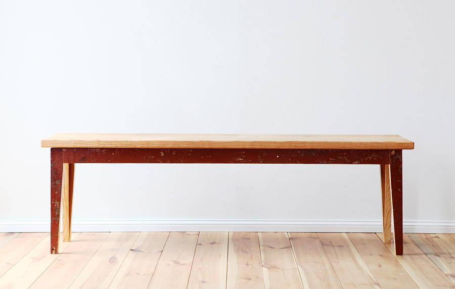 bank aus alten dielen von dielerei homify. Black Bedroom Furniture Sets. Home Design Ideas