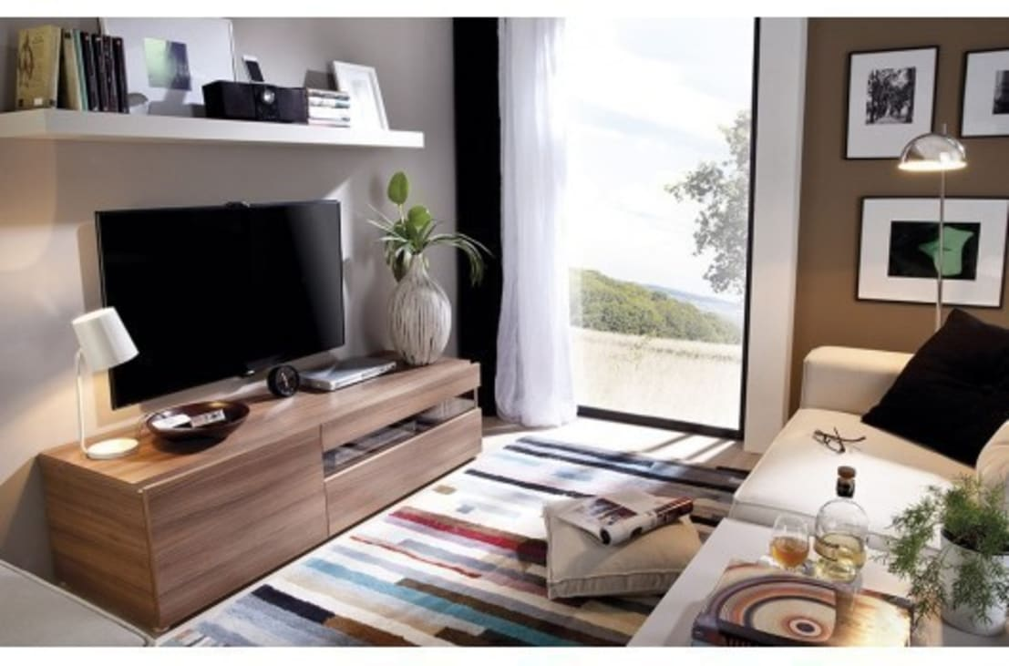 mueble televisor by buenos muebles homify
