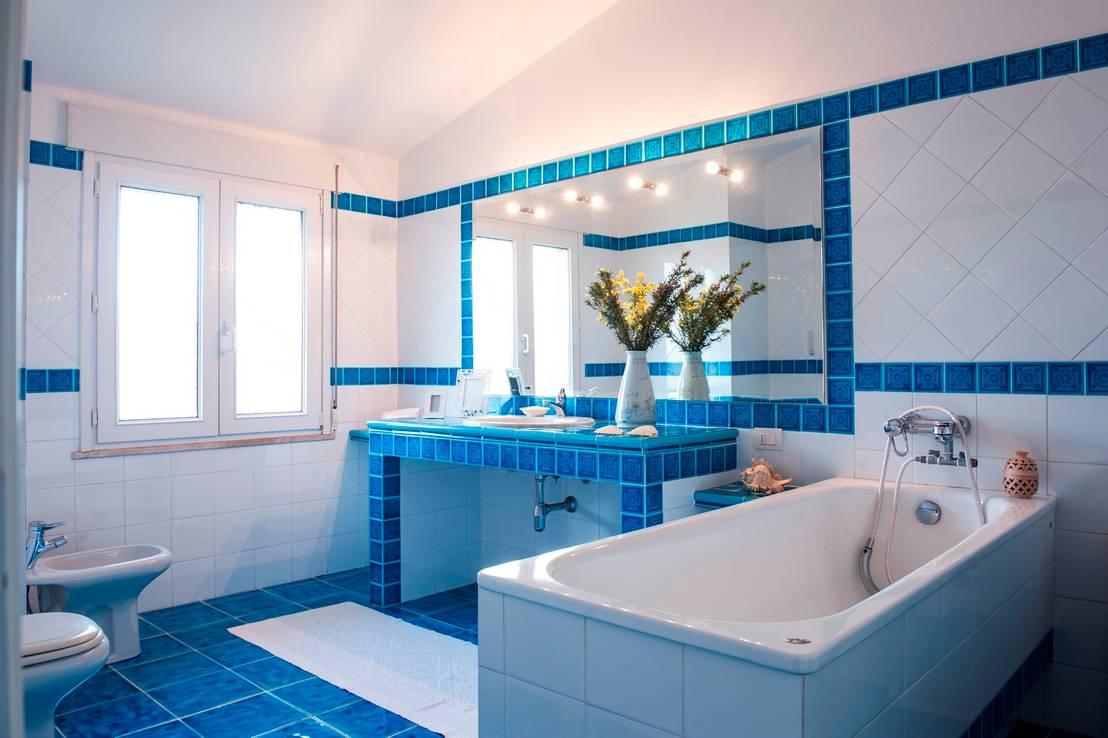 Tendencia en ba os 10 azulejos que dan la nota - Tendencias azulejos bano ...