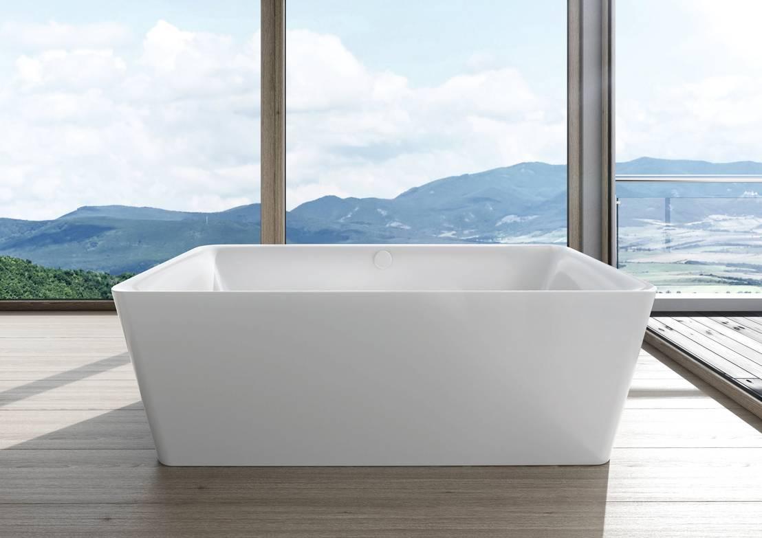 freistehende badewanne fur wellness gefuhl im eigenen badezimmer, Badezimmer ideen