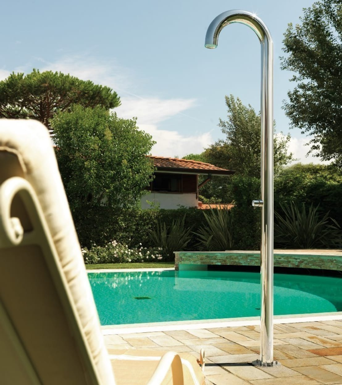 Contemporary Garden Or Outdoor Shower By Ingarden Limited