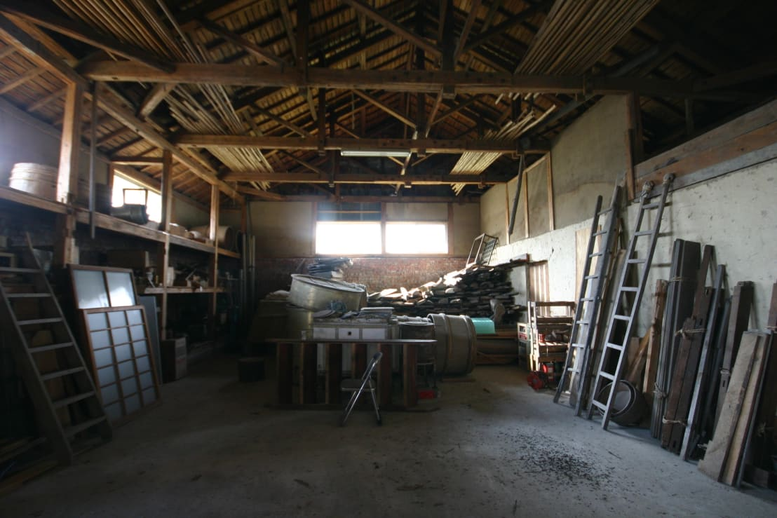 Before And After Woeful Warehouse Reborn As A Happy Home