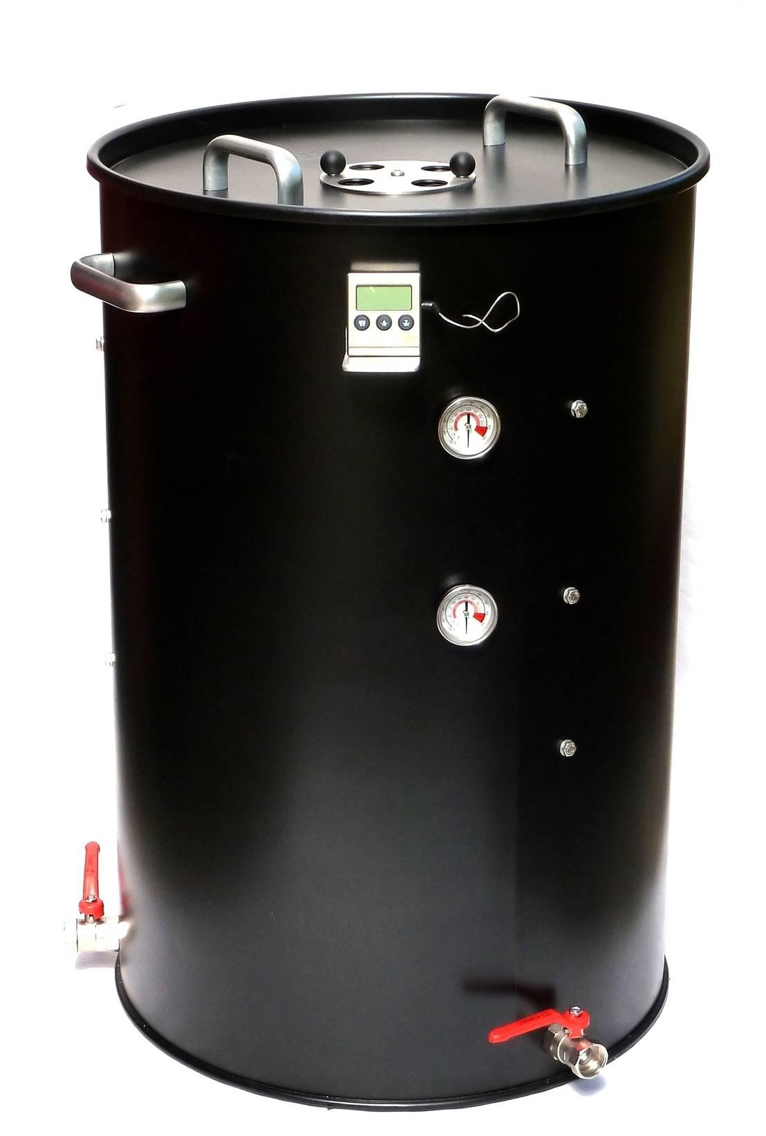smoker im uds design bbq grill de hermann maschinenbau gmbh homify. Black Bedroom Furniture Sets. Home Design Ideas
