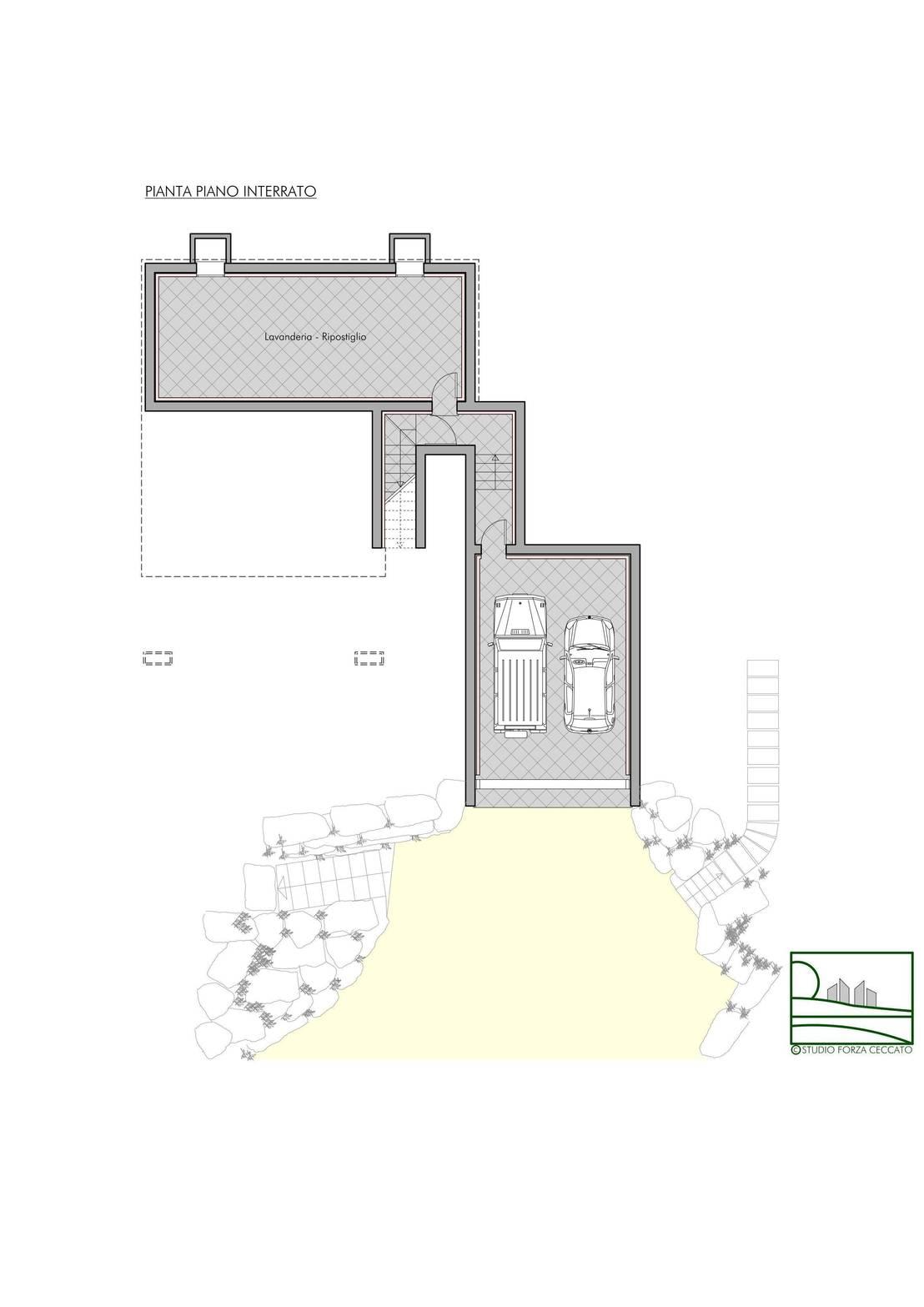 Casa zg ridisegnare la memoria de studio forza ceccato for Casa piano cotizacion