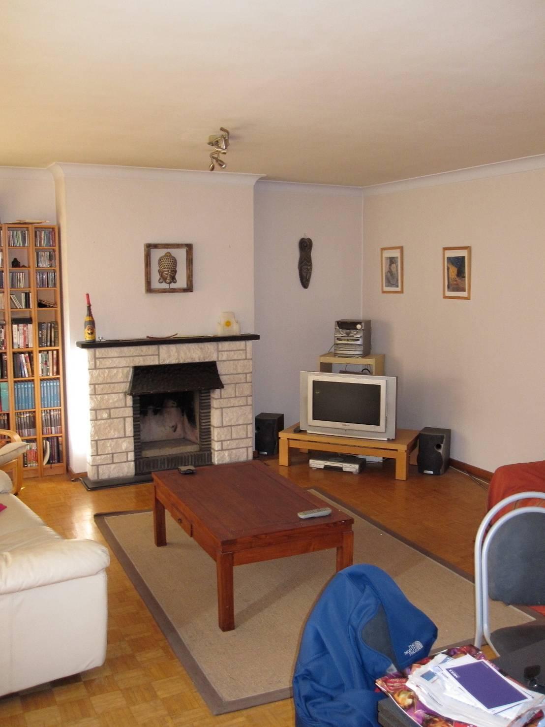 De viejo depto a piso moderno y fabuloso for Ideas para reformar un piso viejo
