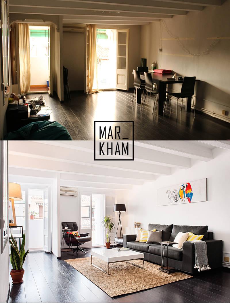 vorher nachher eine olle wohnung wird aufgem belt. Black Bedroom Furniture Sets. Home Design Ideas