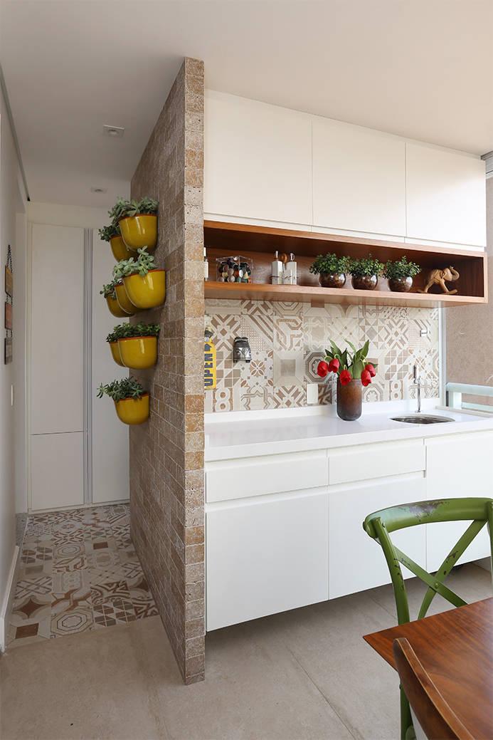 6 trucos de decoraci n para tu apartamento peque o for Decoracion antejardin pequeno