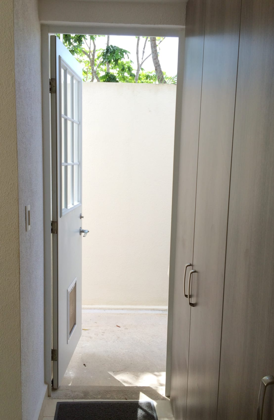 Puerta de acceso a la cocina profesjonalista clearview for Homify mexico