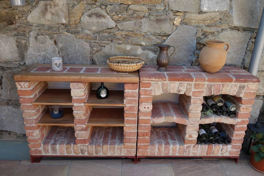 Cavas y vinotecas en casa 10 ideas sensacionales Casa y ideas
