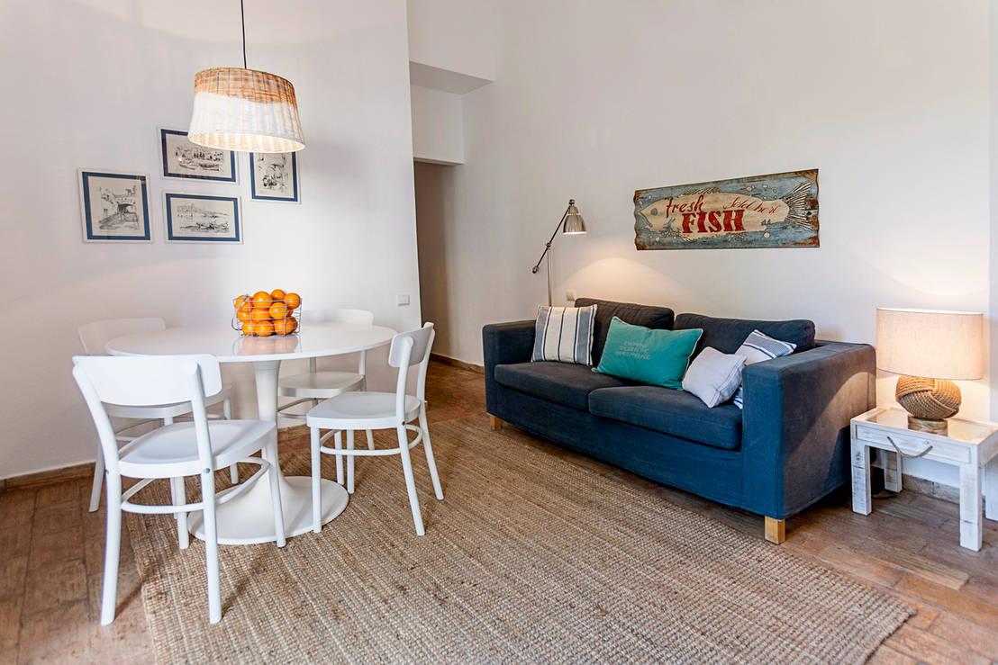Un appartamento delizioso tutto da copiare for Un appartamento