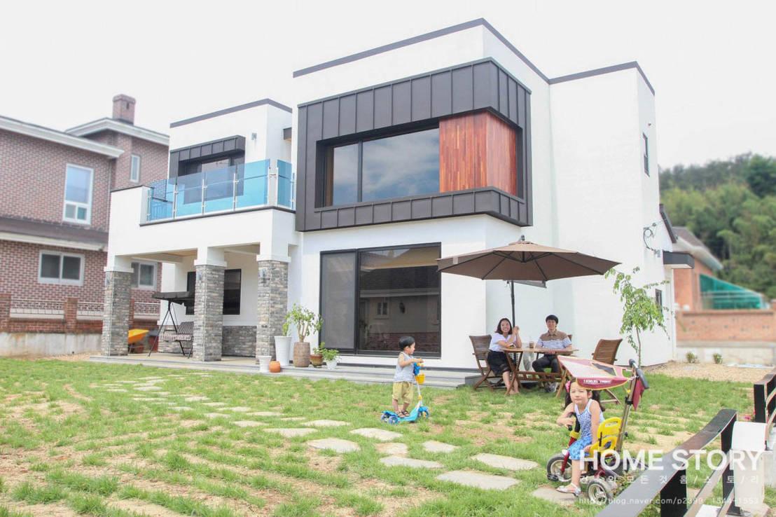 삶의 여유를 불어넣는, 예쁜 전원주택 인테리어 살펴보기