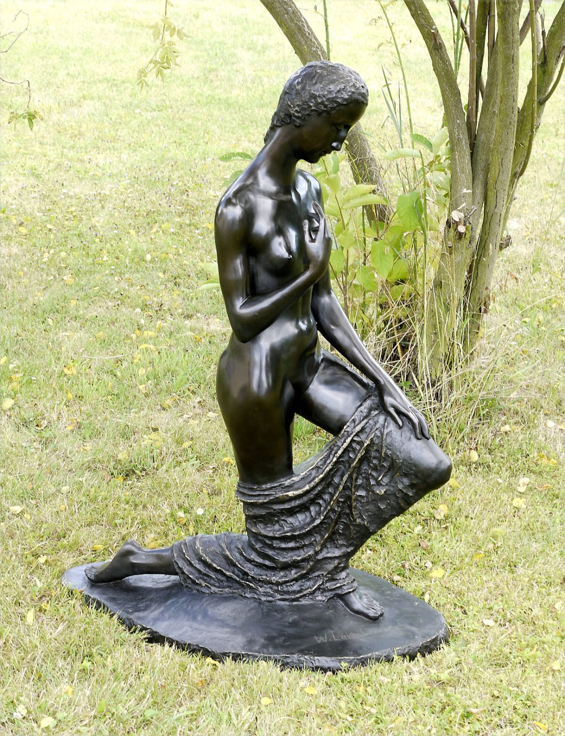 Garden statues for sale por art bronze sculptures homify